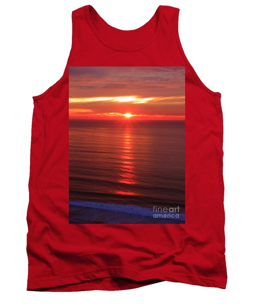 Torrey Pines Starburst Tank Top
