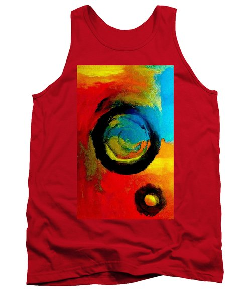 Touring A Parallel Universe Tank Top