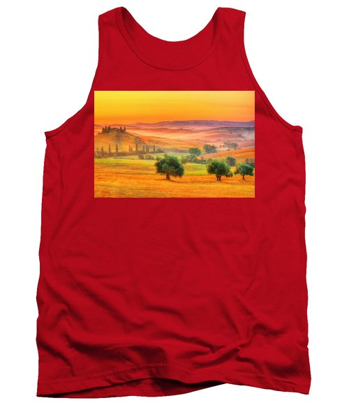 Tuscan Dream Tank Top