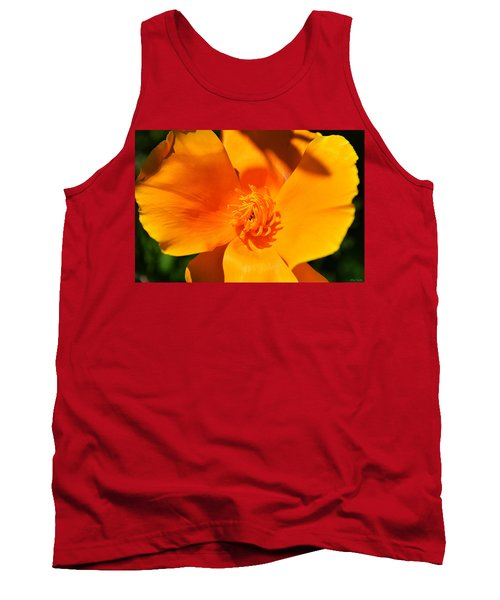 Twisted And Shadows Tank Top