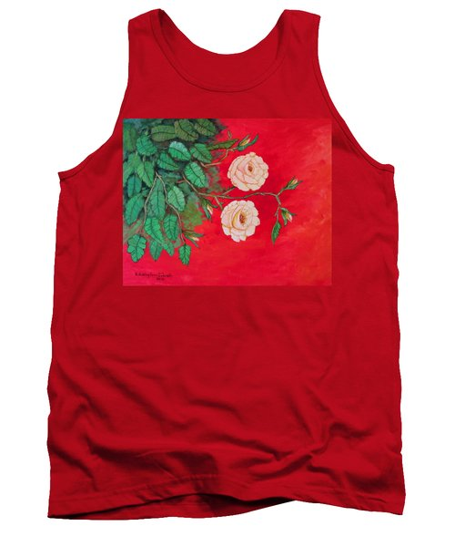 Two Roses Tank Top