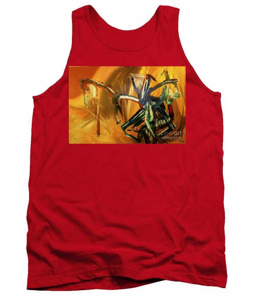 Undergrowth Disturbed Tank Top