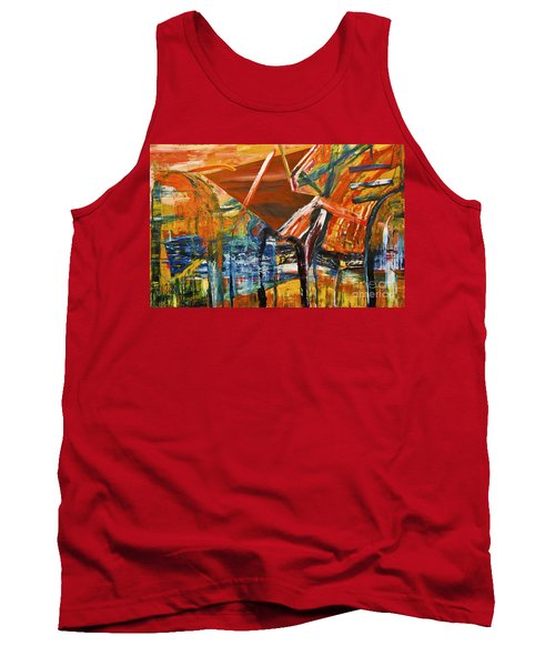 Undergrowth V Tank Top