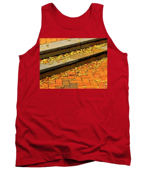 Unswept Tank Top