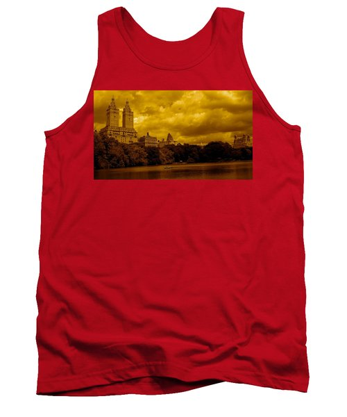 Upper West Side And Central Park Tank Top