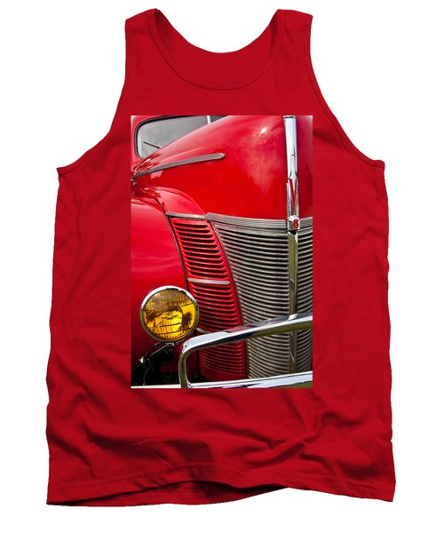 V8 - Another View Tank Top by Mark Alder