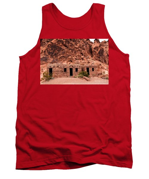 Valley Of Fire Cabin Tank Top