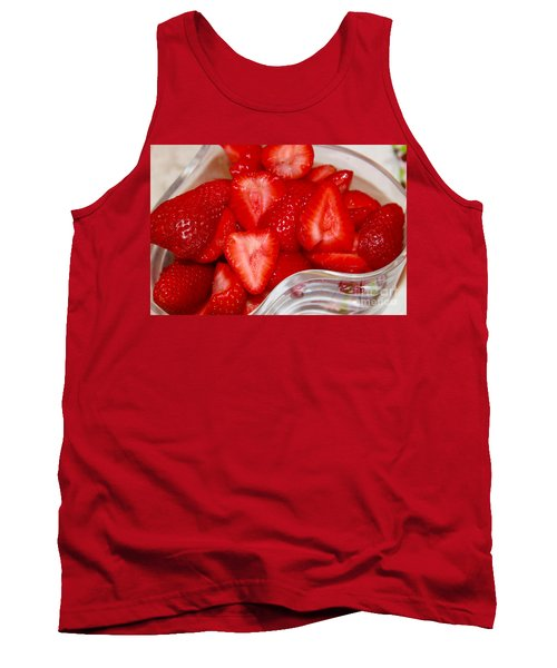 Very Berry Tank Top