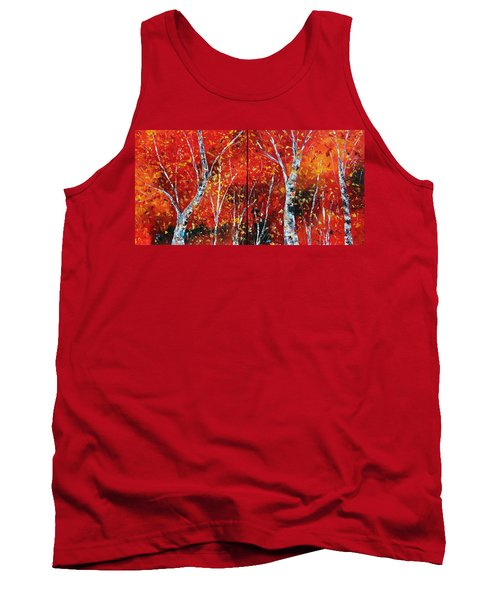 Victory's Sacrifice Tank Top