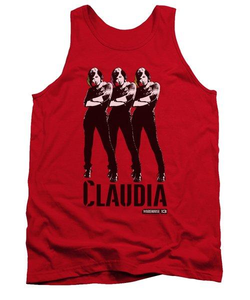 Warehouse 13 - Claudia Tank Top