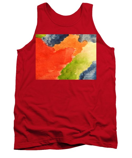 Wash Away Tank Top