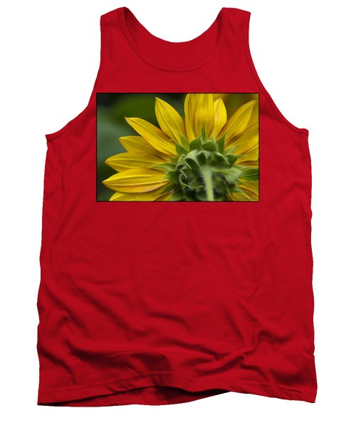 Watching The Sun Tank Top