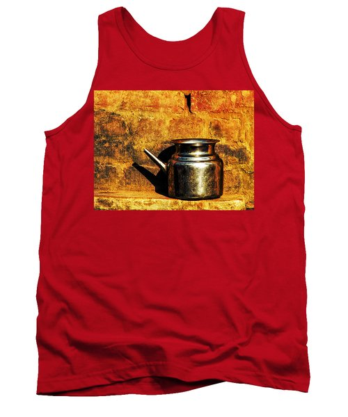 Water Vessel Tank Top by Prakash Ghai