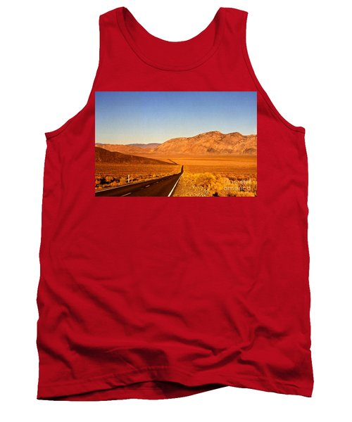 Way Open Road Tank Top