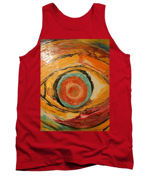 What If You Would Loose Your Eyesight Tank Top