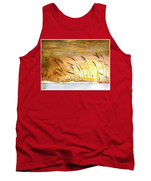 Wheat Tank Top