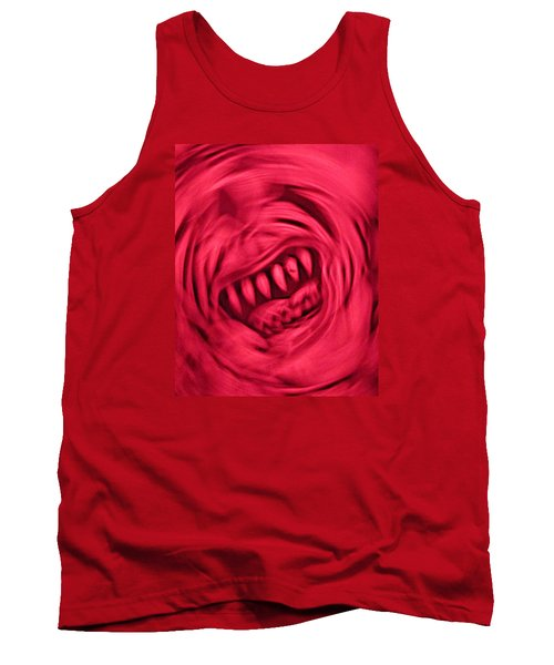 When Anxiety Attacks Tank Top by John King
