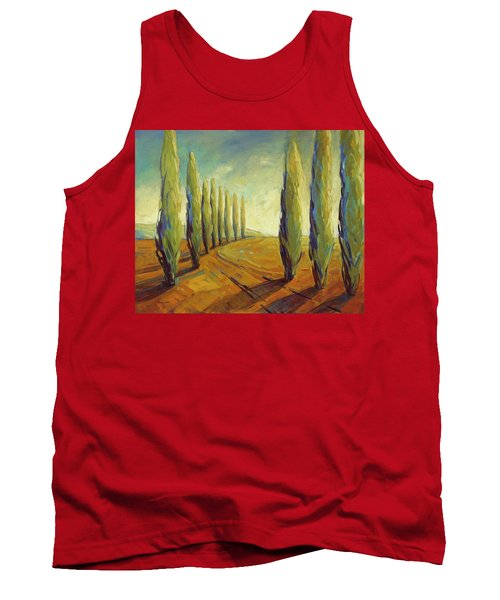 Where Evening Begins 1 Tank Top