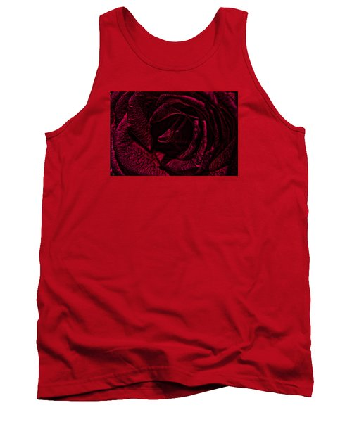 Tank Top featuring the photograph Wild Rose by Kathy Churchman