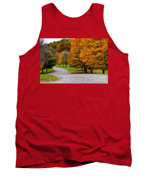 Winding Road Tank Top