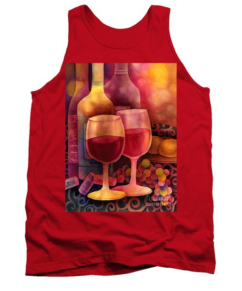 Wine For Two Tank Top