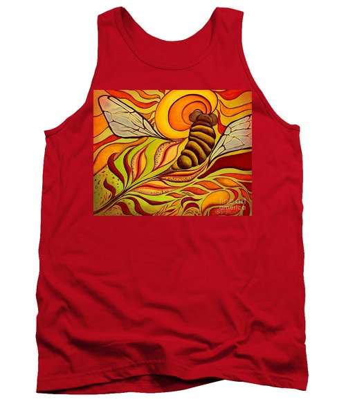 Wings Of Change Tank Top