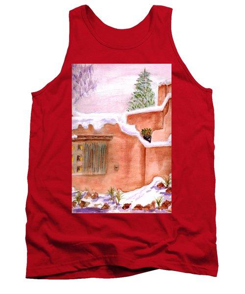 Winter Adobe Tank Top
