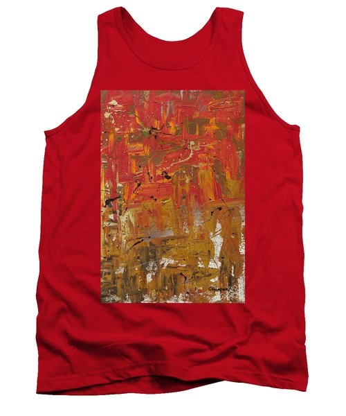 Wonders Of The World 3 Tank Top