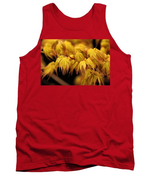 Woodland Awakening Tank Top