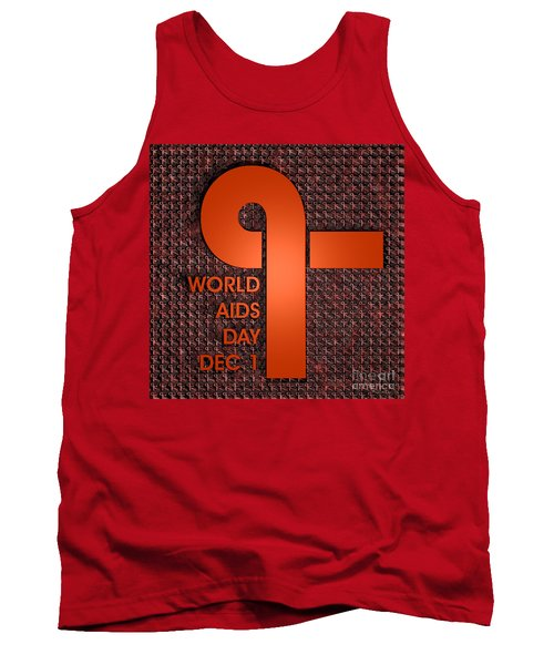 World Aids Day Tank Top