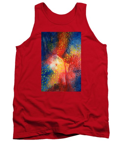 World Within Tank Top
