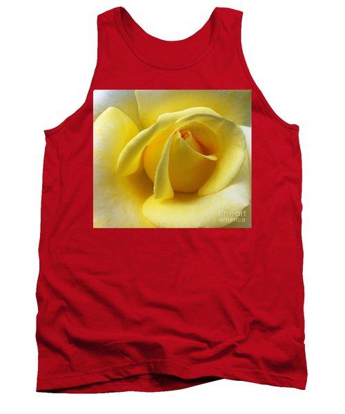 Yellow Rose Softness Tank Top