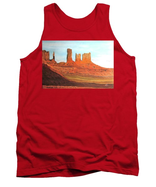 Arizona Monuments Tank Top