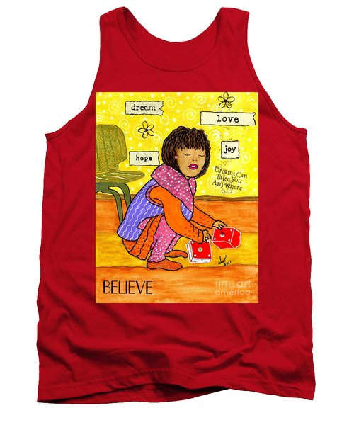 A Prayer That Dreams Come True Tank Top