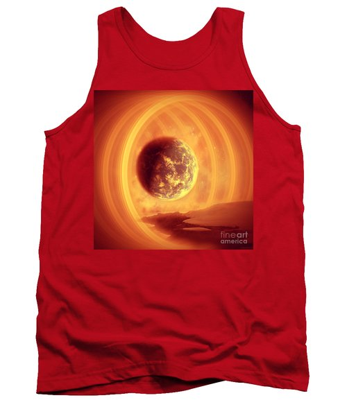 A Whole New World Tank Top