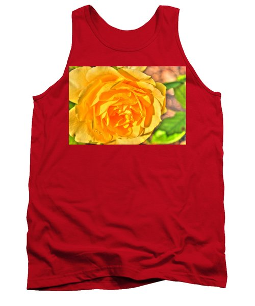 Tank Top featuring the photograph After The Rain by Michael Frank Jr