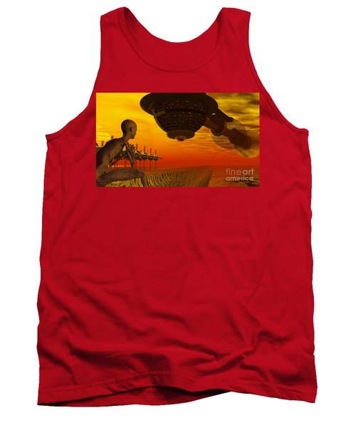 Alien Homecoming Tank Top