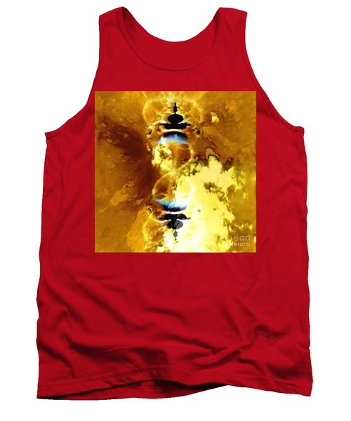 Arabian Dreams Number 2 Tank Top