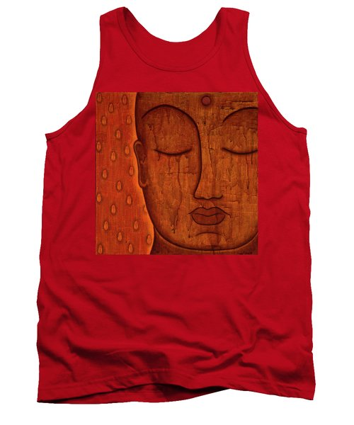 Awakened Mind Tank Top by Gloria Rothrock