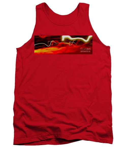 Blip Tank Top by Xn Tyler