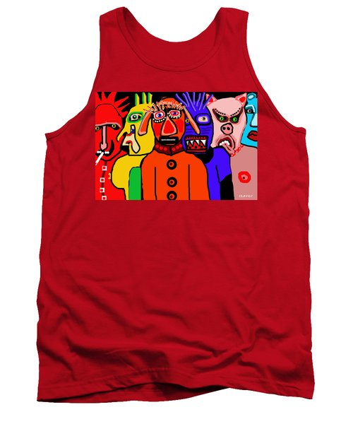 Carnavale 5a Tank Top