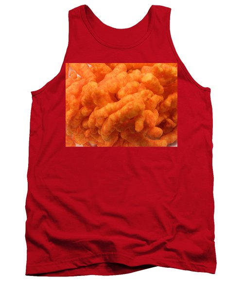 Cheesy Poofs Tank Top