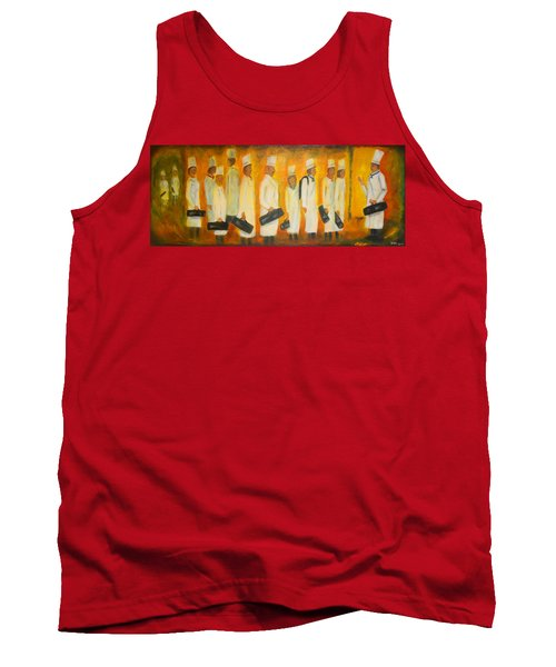 Chef School Tank Top