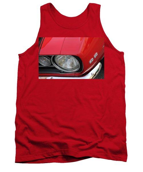 Chevy S S Emblem Tank Top by Bill Owen