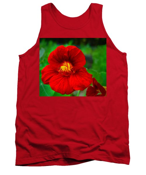 Day Lily Tank Top by Bill Barber