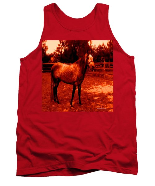 Tank Top featuring the photograph Defiance by George Pedro