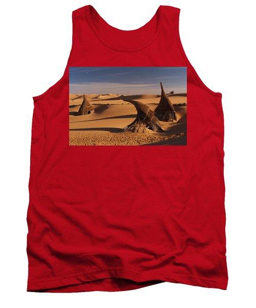 Desert Luxury Tank Top