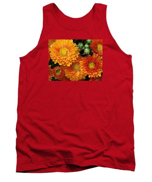 Fall Colors Tank Top by Bruce Bley