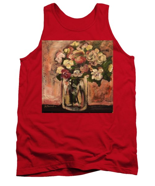 Flowers For Mom Tank Top