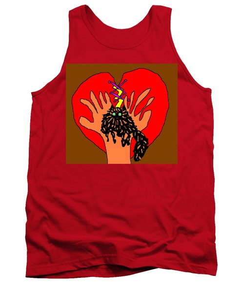 For Zsa Zsa Tank Top